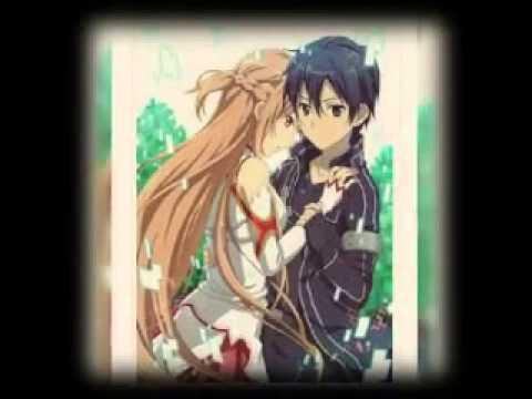 Clipe imagens românticas dos animes
