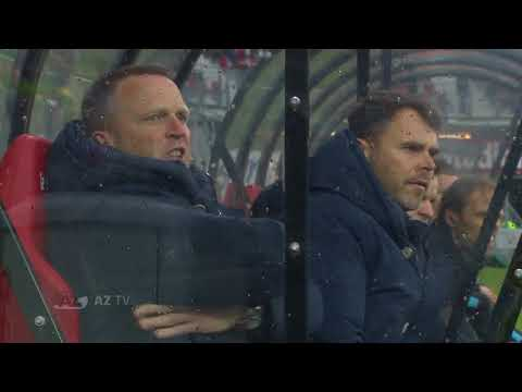 Historie AZ - FC Twente