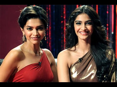 Deepika Padukone should respect herself first, says Sonam Kapoor | Cleavage row | Hot Cinema News