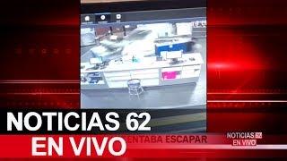 Atrapan a conductor que se metió con su auto a gimnasio – Noticias 62 - Thumbnail