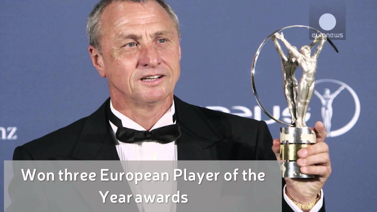 Έφυγε από την ζωή ο θρύλος του ποδοσφαίρου Γιόχαν Κρόιφ