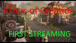 "Video ""Pre-Alpha test stream of Ashes of Creation"" MP3, 3GP, MP4, WEBM, AVI, FLV Mei 2017"