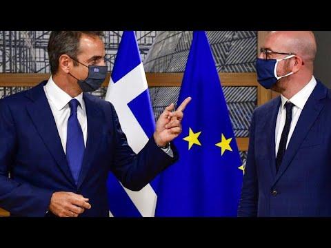 Κ. Μητσοτάκης σε Σαρλ Μισέλ: «Σοβαρή κλιμάκωση» η νέα NAVTEX…