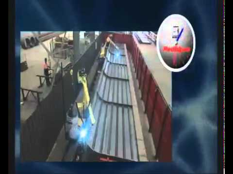 Redispan Conveyors go robotic at the Tomago factory Video Image