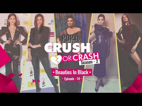 Crush or Crash Season 2: Beauties In Black - Episode 14 POPxo