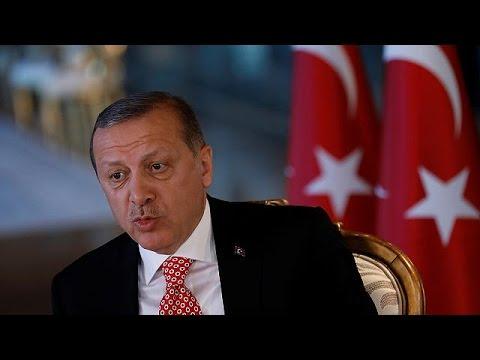 Προειδοποιήσεις Ερντογάν μετά την απόφαση του Συμβουλίου της Ευρώπης