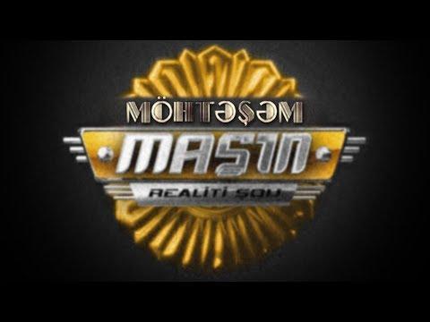 Maşın Şou 12 - Getsbi Möhtəşəm Maşın (20.12.2013) (видео)