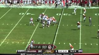Ryan Broyles vs Texas 2011