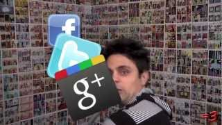 Ray William Johnson HATES Google Plus! 1/2