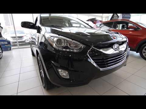 2014 Hyundai tucson Review from GoAuto.ca