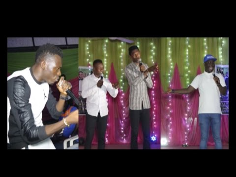 COMEDY BATTLE BETWEEN STILL RINGING, SEYI LAW AND AKPORORO