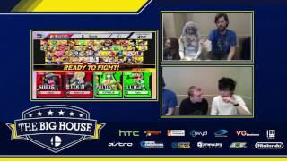 Big House 6: False/Tweek (Sheik/Cloud) vs Iceninja/Poke (Palutena/Luigi)