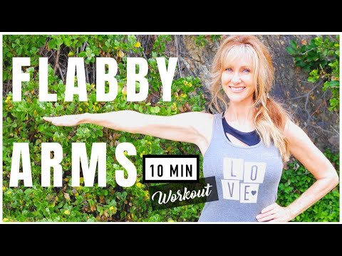 Toned Arms Indoor Workout For Women Over 50  *Low Impact*