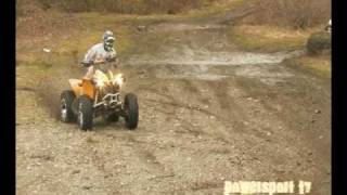4. PowerSport TV 2008 Can-Am Renegade