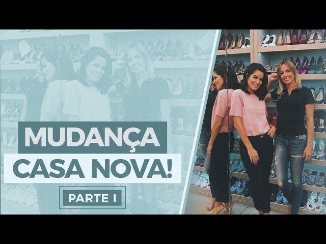 Mudança Casa Nova / parte 1 - dicas de arrumação by @organnize ! - Mariah Bernardes