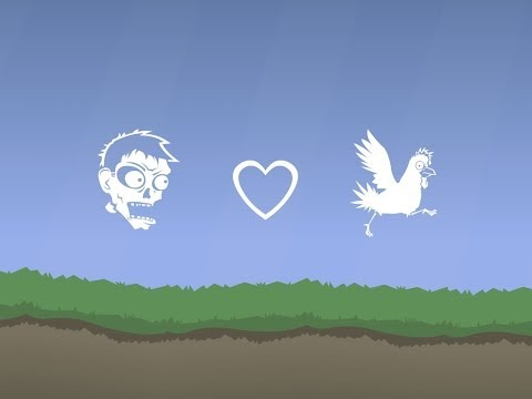 Video of Zombie Hearts Chicken