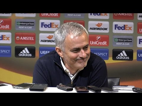 Jose Mourinho Full Pre-Match Press Conference - Middlesbrough v Manchester United (видео)