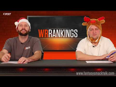 Fantasy Football: Week 16 Player Rankings thumbnail