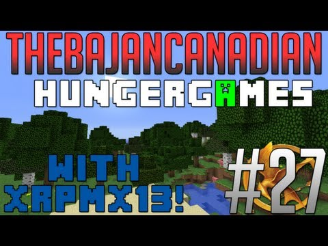 Minecraft: Hunger Games w/Mitch! Game 27 - BEST TEAMMATE EVAR!