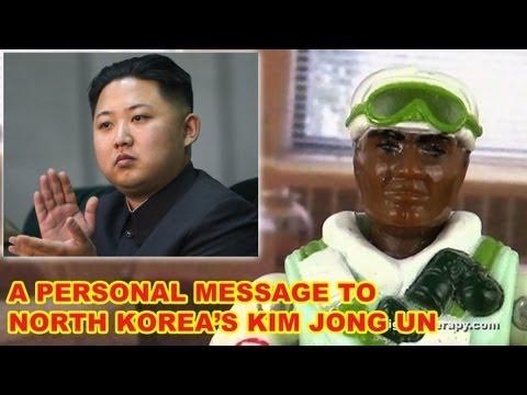 Kim Jong Un Looks Like Tiny Retarded Chemotherapy Hitler
