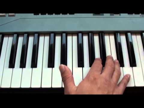 El baile de la anguila - Peter el Anguila - Tutorial Piano