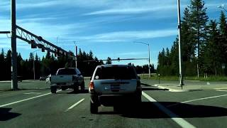 Coeur D'Alene (ID) United States  City pictures : Coeur d'Alene to Sandpoint, Idaho: US 95 Dashcam Time Lapse