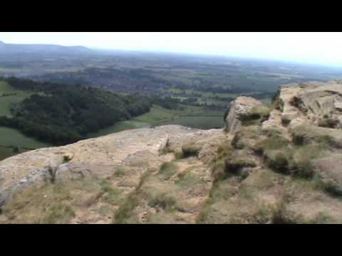 Great Ayton Captain Cooks Monument Roseberry Topping Round | north yorkshire  Walks