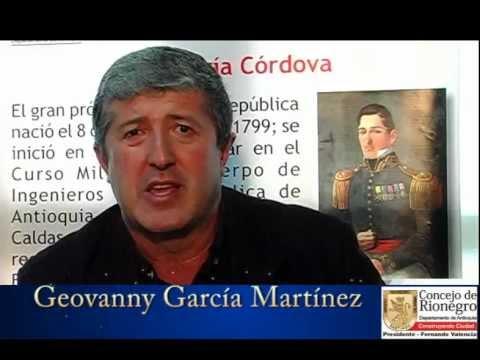 Concejal rionegrero Giovanni García