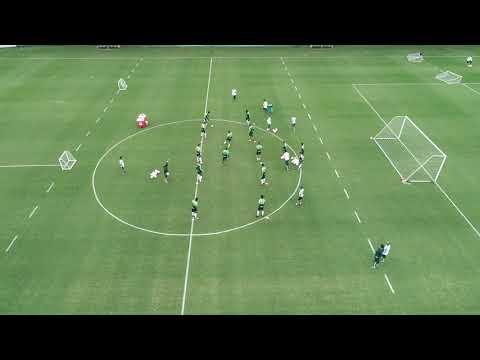 Treinamento #3 - Sociedade Esportiva Palmeiras