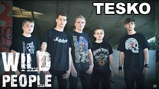 Video Wild People - Tesko | Official Lyric Video