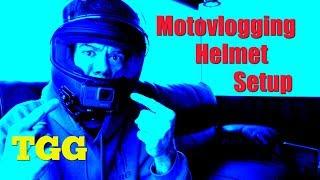 9. Can Am Spyder F3 Limited Special Series: GoPro Motovlogging Helmet