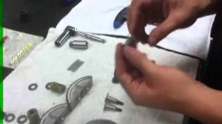 4. Nihilo Concepts Clutch Bolt Installation (KTM 50)