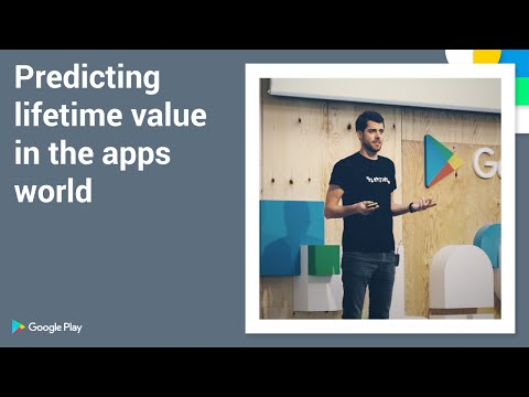Playtime 2016 - Predicting lifetime value in the apps world