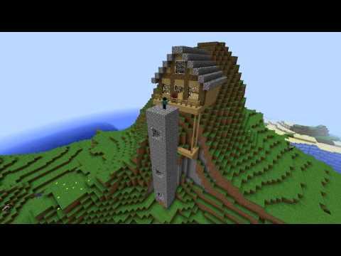 當個創世神 Minecraft 整人秀 :建築、破壞(翻譯影片)
