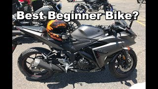 4. 2016 Yamaha R3 Review | Test Ride. Best Starter Motorcycle?