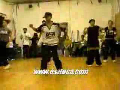 Связка house dance - Eszteca Noya