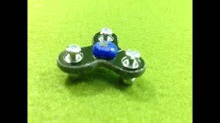 3 Ways To Make A Fidget Spinner Toy Without Bearings