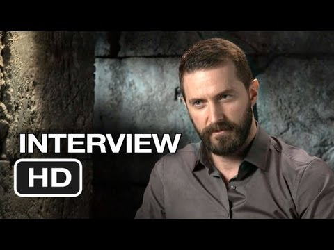 The Hobbit: An Unexpected Journey - Richard Armitage Interview - Thorin (2012) HD Video