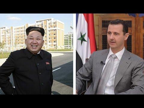 Panama Papers: Μπασάρ αλ Άσαντ και Κιμ Γιονγκ Ουν παρέκαμπταν τις διεθνείς κυρώσεις
