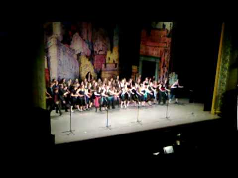 "Pittsburgh Musical Theater teens perform ""Hello 12, Hello 13″"