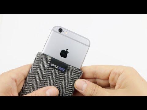 Adore June Business Hülle für Apple iPhone 6 6S 7 im Test (Case, Tasche)