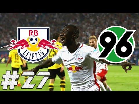 FIFA 17 | RB Lipsko-Hannover 96 | MISTŘI!!! | PART 27 | XBOX ONE | CZ/SK