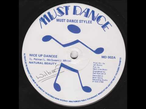 "Natural Beauty - Nice Up Dancee + Dub - 12"" Must Dance 1983 - WOMAN-A-DUB 80'S DANCEHALL"