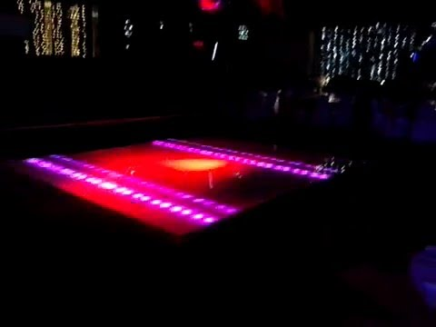 PISTA DE LUCES LED - VIDEO 01
