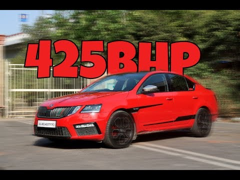 Most POWERFUL Octavia VRS 425bhp -- Modification worth Rs.16 Lac 😱😱
