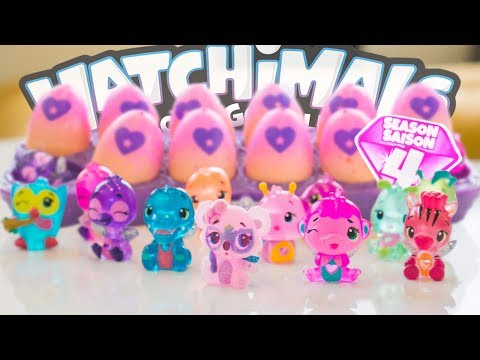 They Hatch Bright! | Hatchimals Colleggtibles Season 4 #3 Egg Carton | Limited Edition + Exclusive
