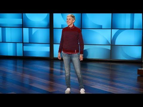 Ellen Says #MeToo