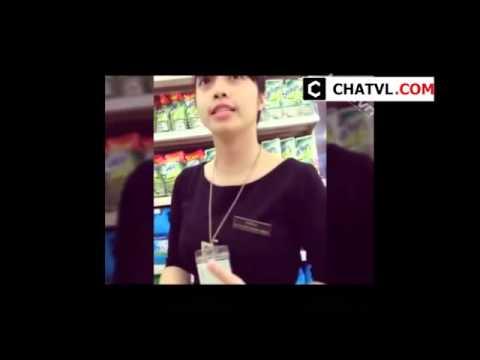 Thanh niên troll nhân viên trong siêu thị Super Market