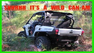 4. It's A Wild Can-Am Commander 1000 Limited!!!!! (Part 1/2)