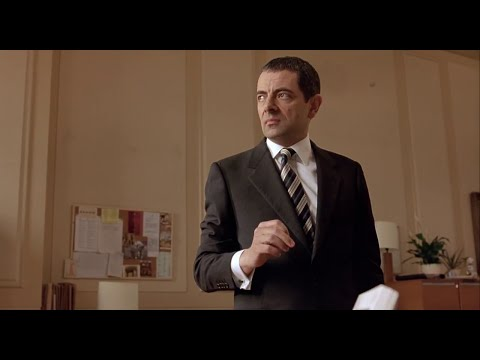 The First  LMAO Moment In Johnny English 2003